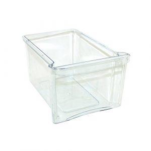 Clear Salad Crisper Drawer for Daewoo Fridge Freezer Equivalent to 3011163480