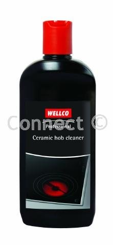 Cleaning Glass Hob With Bathroom Cleaner