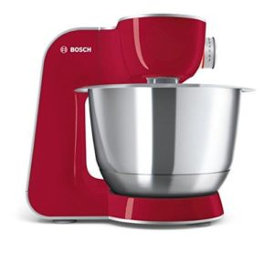 Bosch MUM59340GB Kitchen Machine, 1000 W, 3.9 L – Silver/Anthracite